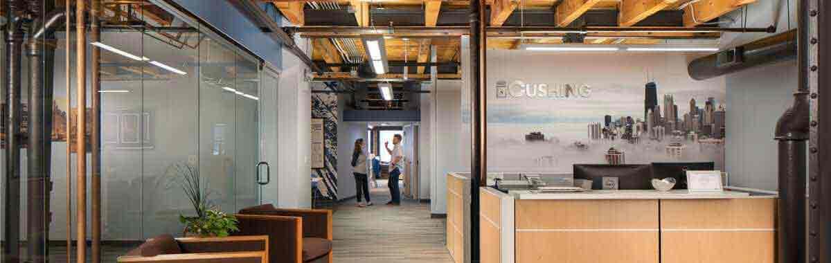 Cushing office